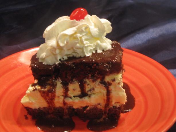 Hot Fudge Ice Cream Sundae Cake Recipe - Food.com