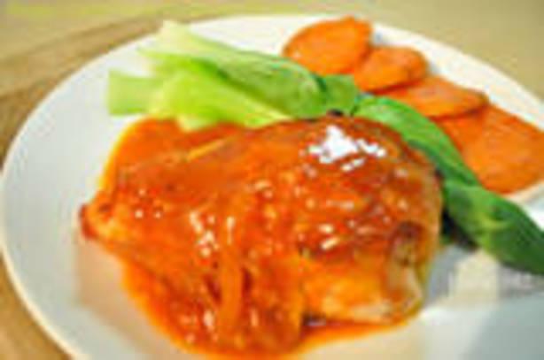 Finger Lickin Oven Barbecue Chicken Recipe - Food.com