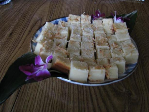 Bibingka Sweet Rice Flour Recipe Food Com