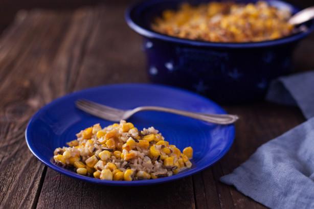 Pioneer Woman Fresh Corn And Wild Rice Casserole Recipe - Food.com