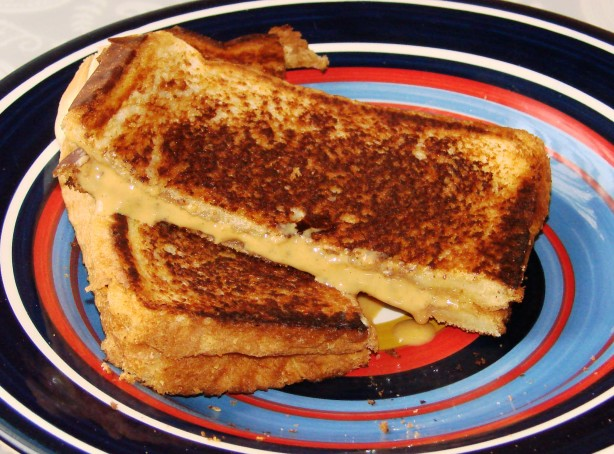 Grilled Peanut Butter Sandwiches Recipe - Food.com
