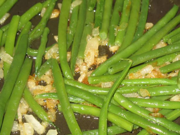 Shallot Sauteed Green Beans Recipe - Food.com