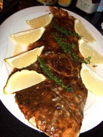 Balsamic-Glazed Salmon Fillets Recipe - Food.com