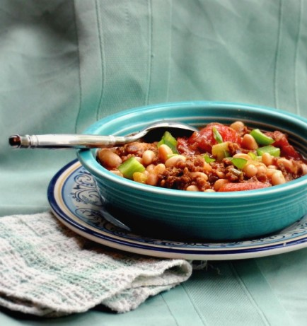 Spicy Vegetarian Chili Recipe - Food.com