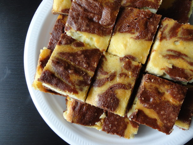 Sinful Cheesecake Brownies Recipe Food Com
