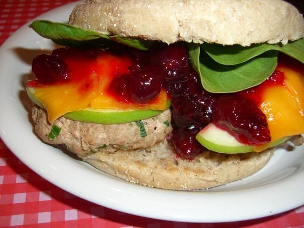 Apple-Cheddar Turkey Burgers Recipe - Food.com