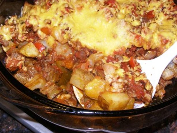 mexican potato recipe