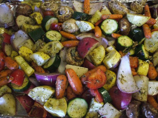Oven Roasted Vegetables Recipe - Food.com