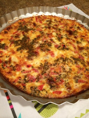 Italian Sausage Crustless Quiche Recipe Food Com