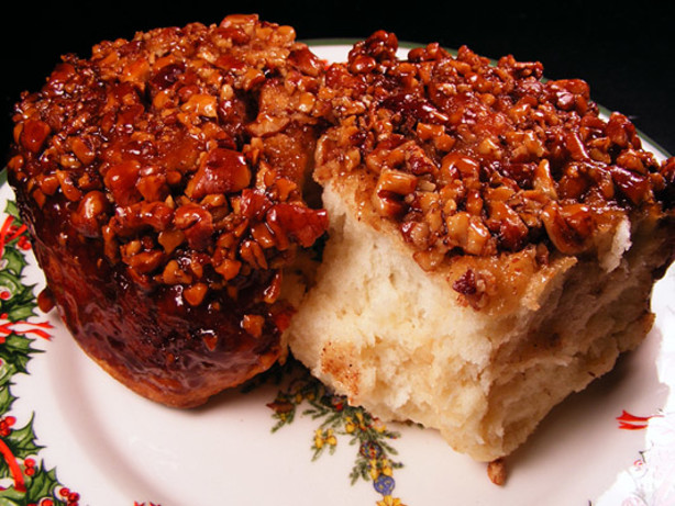 Pecan Sticky Buns Recipe - Thanksgiving.Food.com