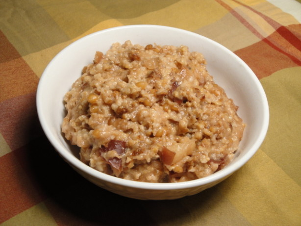 Apple Oatmeal Crock-Pot) Recipe - Food.com