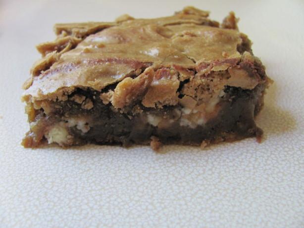 Mocha Brownies Recipe Food Com