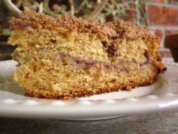 Yogurt-Cranberry Coffeecake Recipe - Food.com