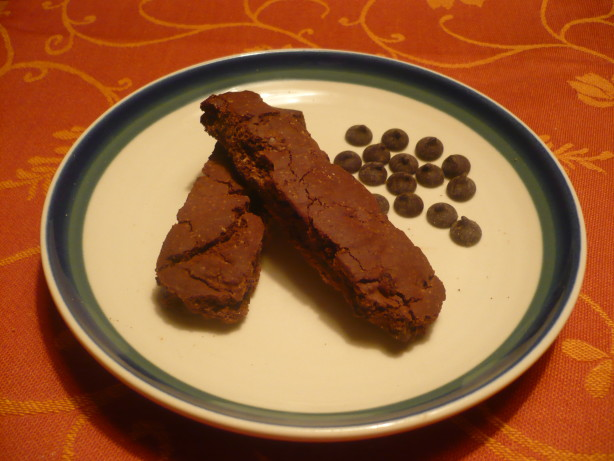 ... gluten free chocolate financiers gluten free chocolate biscotti