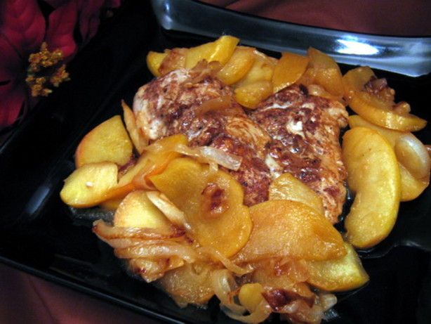 Chicken With Apple Brandy Ww) Recipe - Food.com