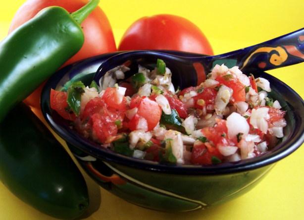 Pico De Gallo Recipe - Food.com