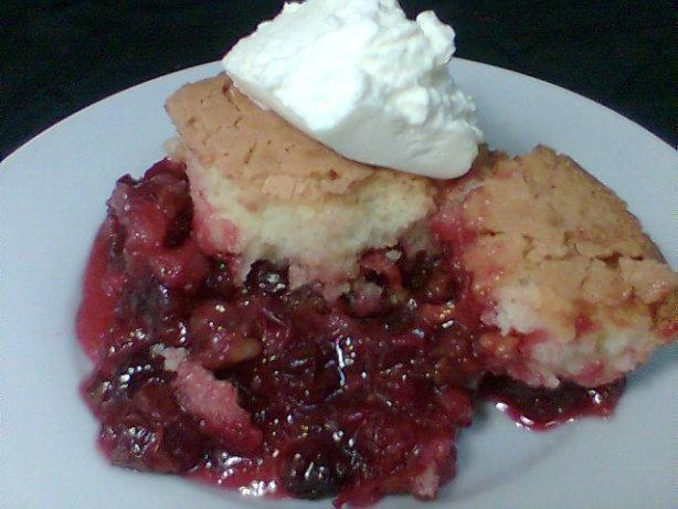 Cranberry Cobbler Recipe - Thanksgiving.Food.com