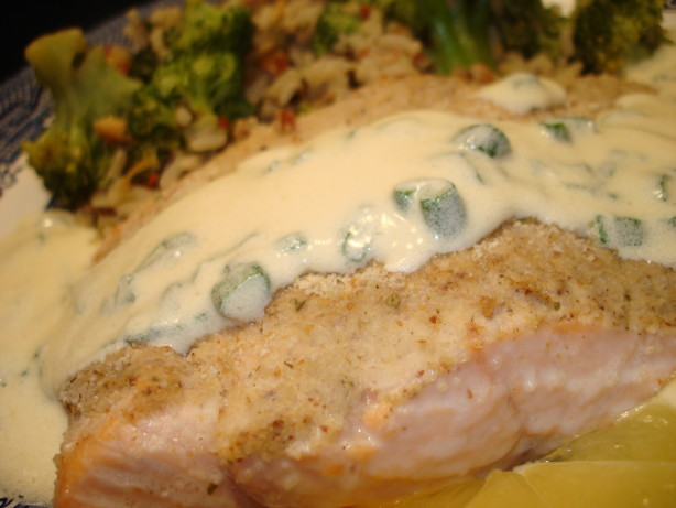 ... Salmon With Chardonnay Chive Butter Sauce Recipe - Food.com