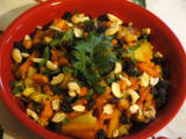 Quick Vegetable Saute Recipe — Dishmaps