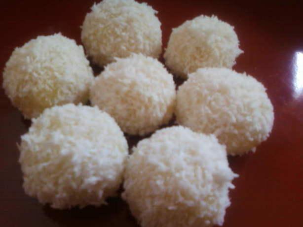 Coconut Snowballs Recipe - Food.com