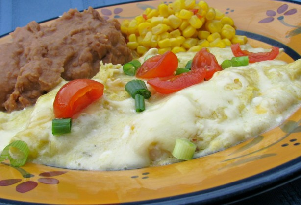 Simple Chicken Enchilada Suizas Recipe - Mexican.Food.com