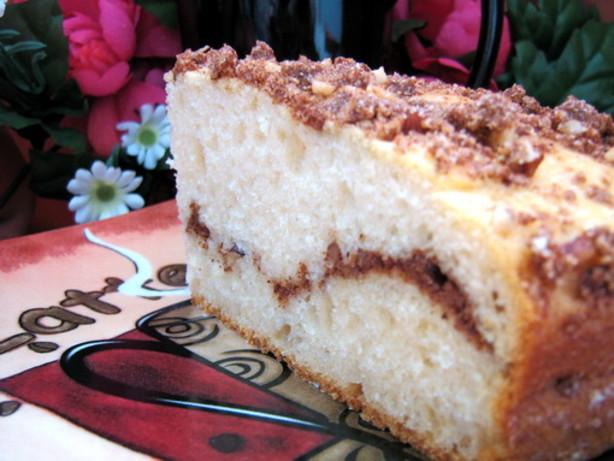 Cinnamon Hazelnut Layered Coffee Cake Recipe - Baking.Food.com