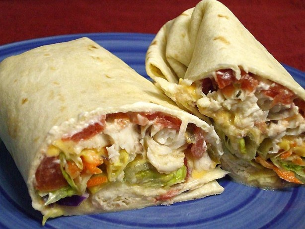 Fish Taco Wrap Recipe - Food.com