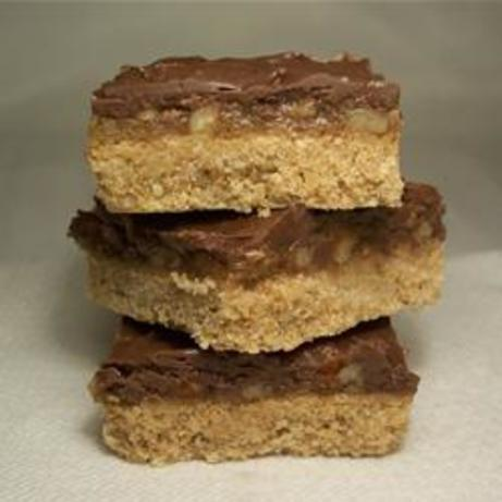 Pecan Turtle Bars Recipe - Food.com
