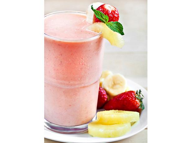 Strawberry Pineapple Banana Smoothie Recipe - Food.com
