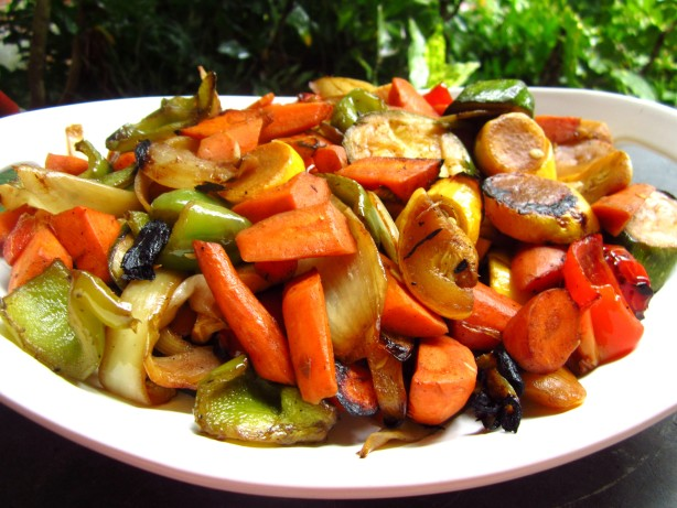 Grilled Vegetable Salad Recipe - Food.com