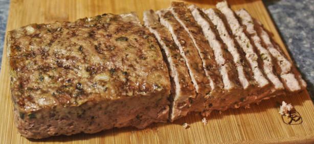 Alton Browns Gyro Meat Recipe Recipe Greek Food Com