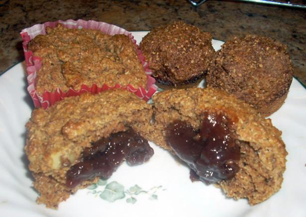 Jam Filled Oat Bran Muffins Recipe - Food.com