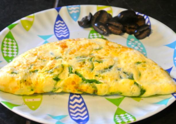 Spinach And Feta Omelet Ww) Recipe - Food.com