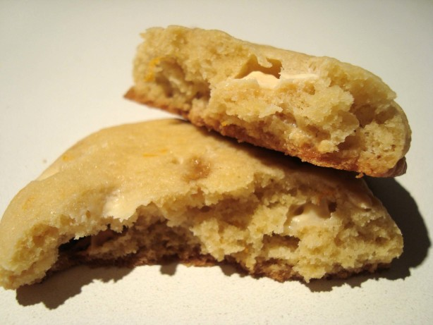 Orange White Chocolate Chip Cookies Recipe - Food.com