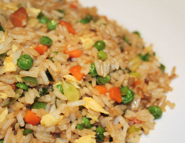 how to cook fried rice recipe