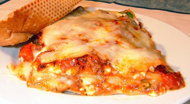 How To Bake Lasagna Recipe