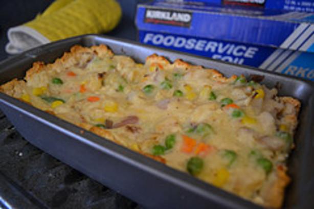 Easy Bisquick Chicken Pot Pie Recipe Food Com