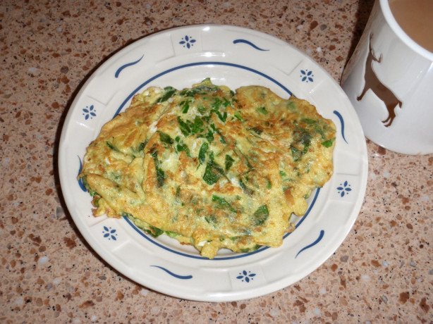 Baby Spinach Omelet Recipe - Food.com
