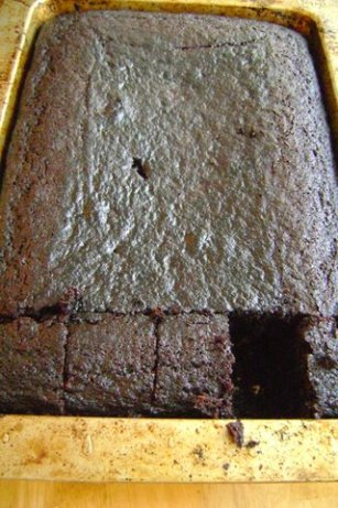 Dont Be Afraid Of The Deep Dark Pareve Chocolate Cake