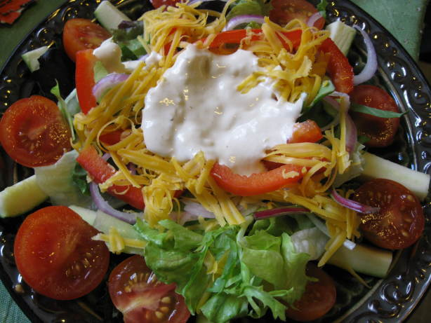 Layered summer salad recipe thanksgiving for Salad for thanksgiving best recipes