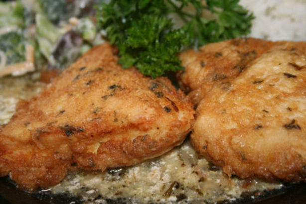 Olive Garden Chicken With Lemon Sage Sauce Recipe