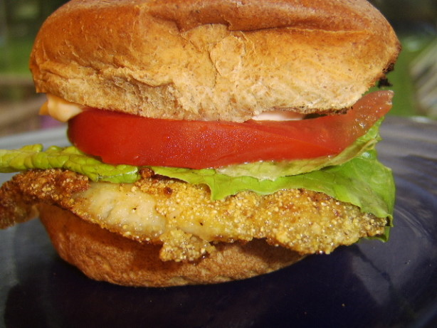 Healthy fish sandwiches ww recipe for Fish sandwich recipe