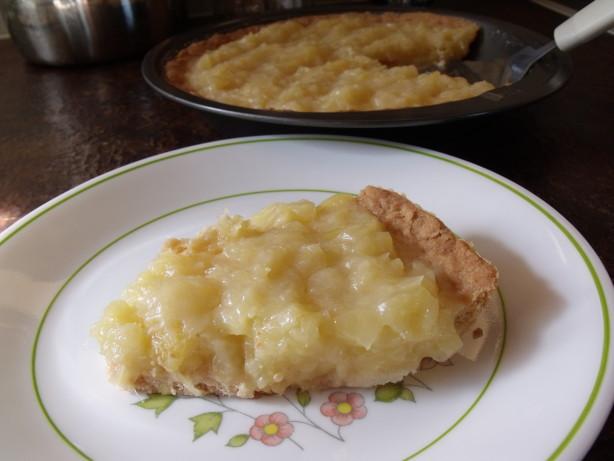 Pineapple Pie With Shortbread Pie Crust Recipe - Food.com