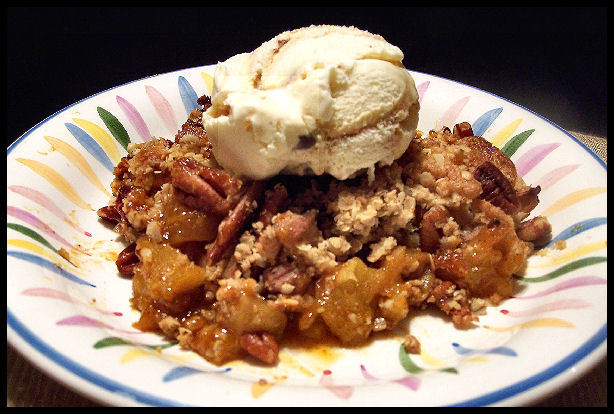 Butterscotch Apple Pecan Cobbler Recipe - Food.com