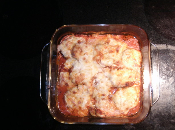 Weight Watcher Easy Cheesy Eggplant Casserole 3 Ww Points) Recipe