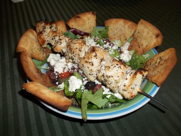 Chicken Souvlaki Recipe Food Network