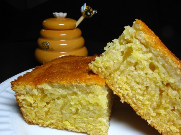 Honey Sweet Cornbread Recipe - Baking.Food.com