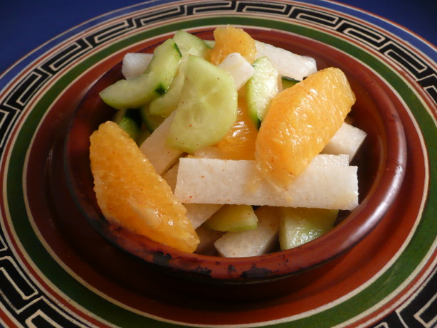 Jicama Salad Recipe - Mexican.Food.com