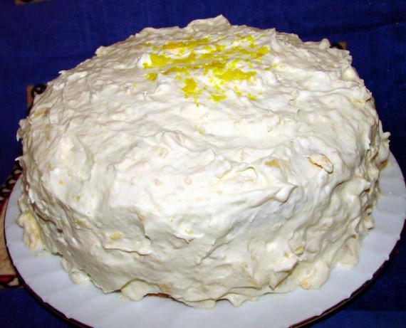Mandarin Orange Cake With Frosting Recipe Food Com