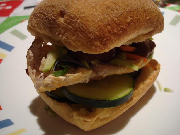 Vietnamese Chicken Sandwich Banh Mi) Recipe - Food.com